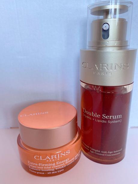 Double Serum Deluxe edition y Extra Firming Energie, combinación perfecta de Clarins
