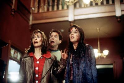 SCREAM (VIGILA QUIEN TE LLAMA) (USA, 1996) Terror, Psycho Killer, Slasher
