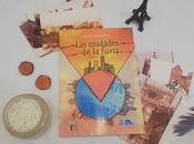 #Reseña ciudades furia (cuentos) Luis Benítez