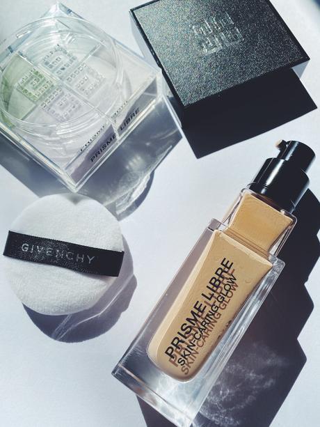 Prisme Libre de Givenchy, pura luz.