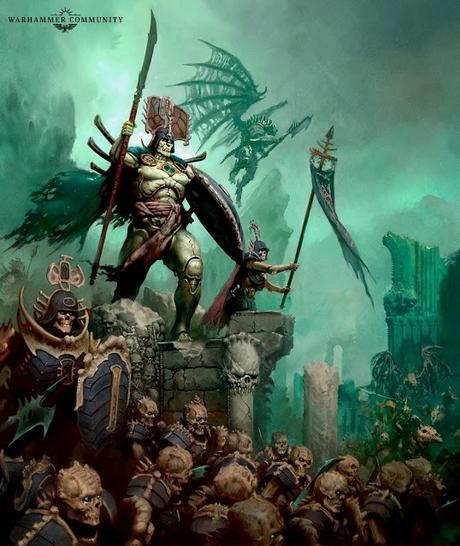 Resumen de la actividad de hoy de Warhammer Community