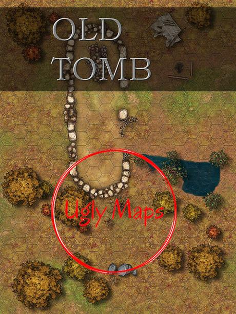 Old Tomb, de Ugly Maps