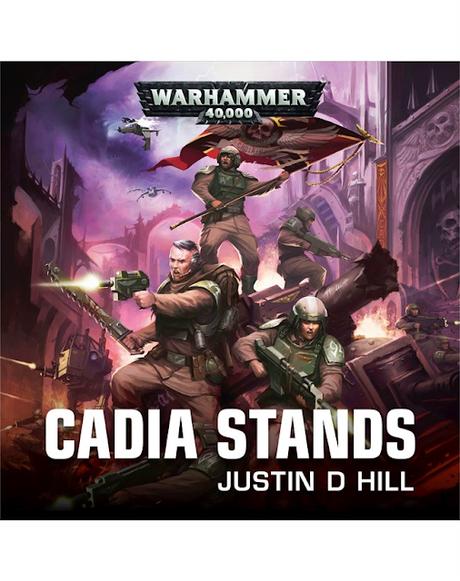 Cadia Stands de Justin D Hill, rebajado esta semana como audio-libro