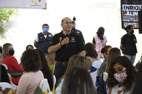 Propone Galindo promover el avance de las mujeres para fortalecer las familias