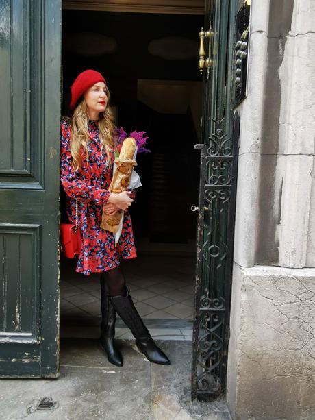 'Elia en París' Look de inspiración parisina