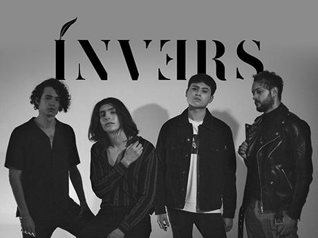 La banda colombiana de rock alternativo Invers debuta con 'Velas'