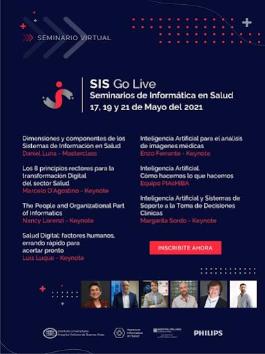 SIS Go Live 2021