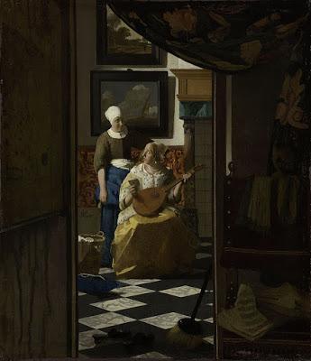 Vermeer allá