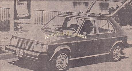 Dodge Omni, un diseño europeo para un auto estadounidense de 1978