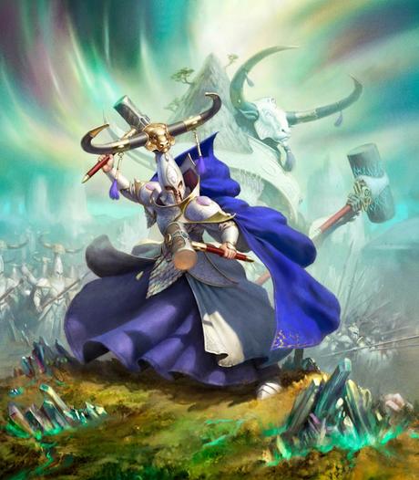 Nuevas FAQs y erratas: Battletome Lumineth y Broken Realms: Teclis