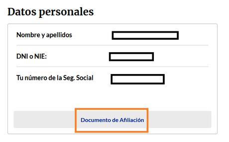 Numero de afiliación de la Seguridad Social ¿Dónde puedo consultarlo?