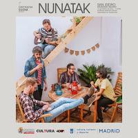 Nunatak en Matadero