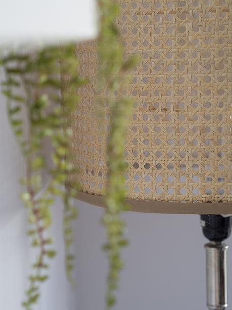 DIY Pantalla de lámpara de rejilla cannage_14