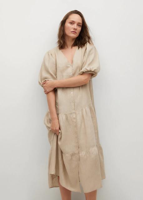 Cuanto más amplio mejor: los vestidos oversize que nos harán volar esta temporada