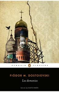 """Los demonios"", de Fiódor M. Dostoievski"