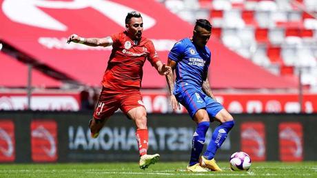 Toluca vs Cruz Azul, en vivo: Cuartos de Final Liga Mx Clausura 2021 Horario, dónde y cómo ver en vivo por TV