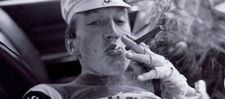 ¿Porque los ciclistas de los años 80 fumaban?
