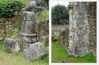 Imagen del mes: Ruinas de la iglesia de Nuestra Señora del Vado, en Cabezuela del Valle