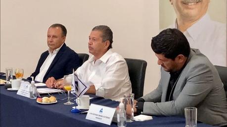 Empresarios propondrán ternas para las secretarías: Octavio Pedroza