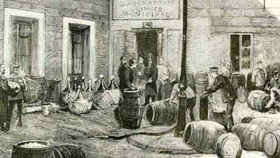 Causas y Efectos del Colera Morbo de 1854-1855 en Toledo (I)