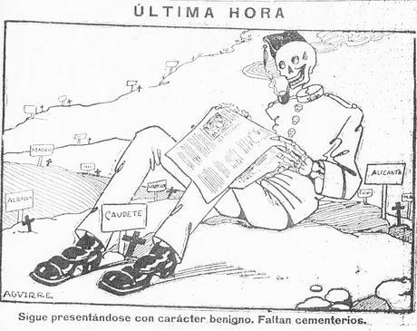 Los antimascarillas del siglo XX y otros obstáculos de la gripe española