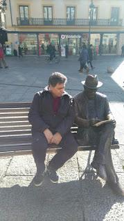 Jim Hawkins en León