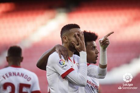 Crónica Sevilla FC 1 - Valencia CF 0