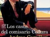 """""""Los casos comisario Collura"""", Andrea Camilleri"""