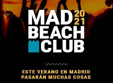 MadBeach Club: ocio para 3.500 personas en Escenario Puerta del Ángel