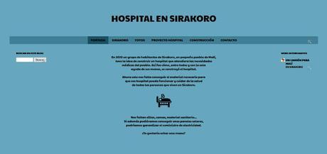 HOSPITAL EN SIRAKORO