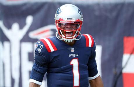 Los 5 mejores partidos de los Patriots en la Temporada NFL 2021