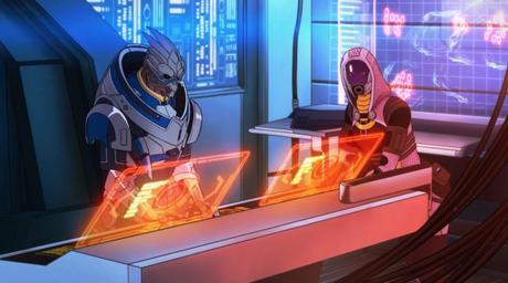 Mass Effect Legendary Edition, gameplay en PS5