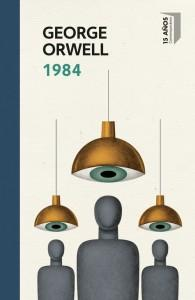 1984 un libro de George Orwell
