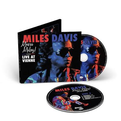 MILES DAVIS: Merci Miles! Live at Vienne