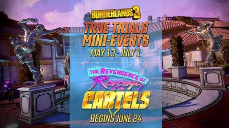 Nuevos eventos para Borderlands 3