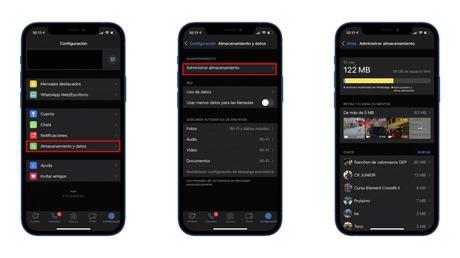 Cómo liberar espacio en el WhatsApp quitando videos y fotos con Google Fotos