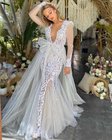 Berta Bridal Spring 2022