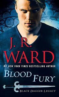 Blood Fury, de J.R. Ward