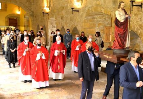 Santander celebró el Voto de San Matías