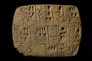 Historia de la escritura en la epistemología
