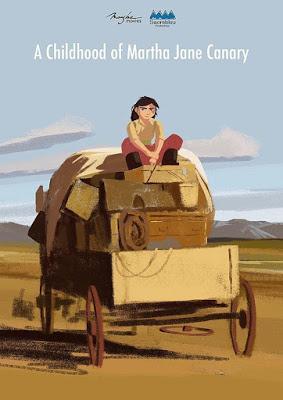 CALAMITY (Calamity, une enfance de Martha Jane Cannary) (Francia, Dinamarca; 2020) Animación, Western, Aventuras, Biográfico