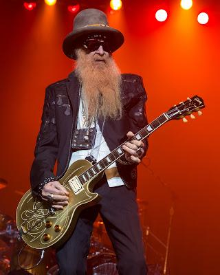 Billy F Gibbons - My lucky card (2021)