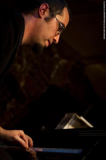 FOTO-Los pianistas del JAMBOREE-SERGI SIRVENT