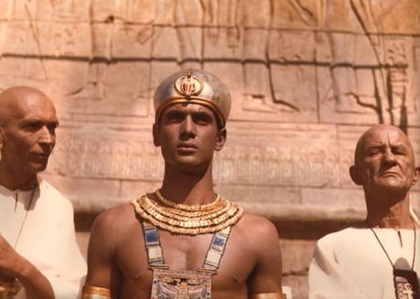 Esculpiendo el tiempo: Faraón (Faraon, 1966) de Jerzy Kawalerowicz.