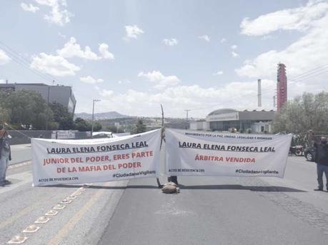 Bloquean Sierra Leona por manifestación contra el CEEPAC