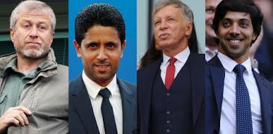 Los magnates del fútbol: ¿quiénes son sus máximos accionistas (que no dueños)?