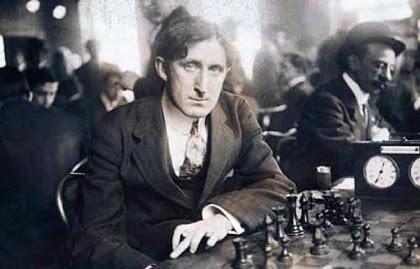 Lasker, Capablanca y Alekhine o ganar en tiempos revueltos (44)