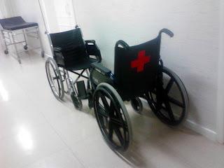Espacios en los que Donar Material Ortopédico