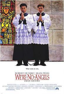 Nunca fuimos ángeles (We're no angels, Neil Jordan, 1989):