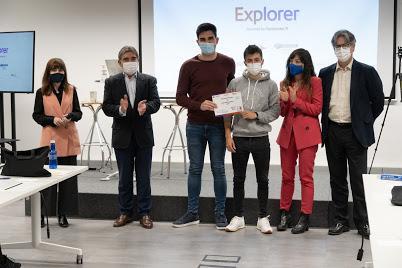 DATASPY, proyecto mentorizado por Secot Bizkaia, gana  el premio Explorer  Bizkaia 2021